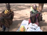 Launch of Drought Risk Management and early warning information campaign in Turkana County
